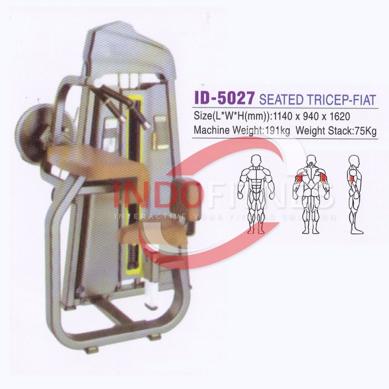 ID-5027 Seated Tricep Fiat