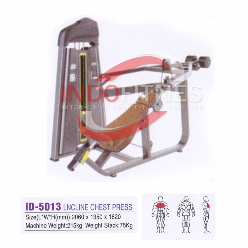 ID-5013 Incline Chest Press