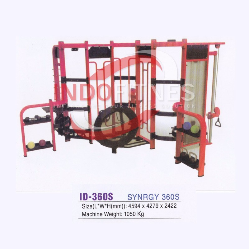 ID-360S SYNRGY 360S