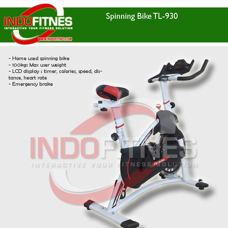 Spinning bike TL-930