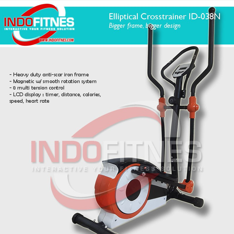 Elliptical Crosstrainer ID-038N