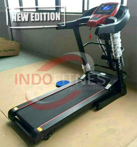 Treadmill Elektrik Perfection GT (2 HP)
