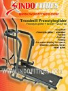 Treadmill Freestyle Glider (Double feature)